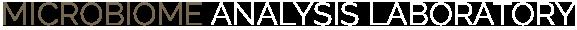 Microbiome Analysis Laboratory Logo